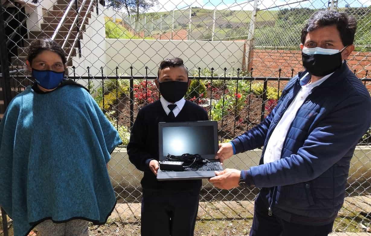 La ejemplarizante acción de un concejal en Samacá que es secundada por el alcalde 1