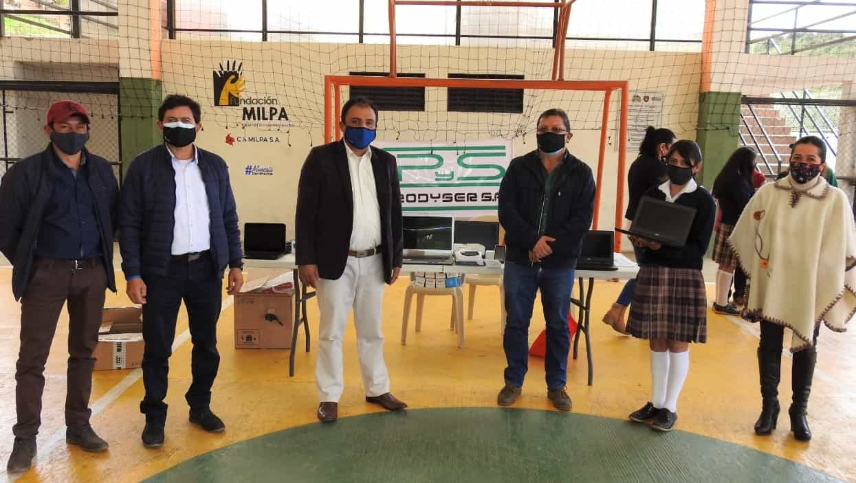 La ejemplarizante acción de un concejal en Samacá que es secundada por el alcalde 2