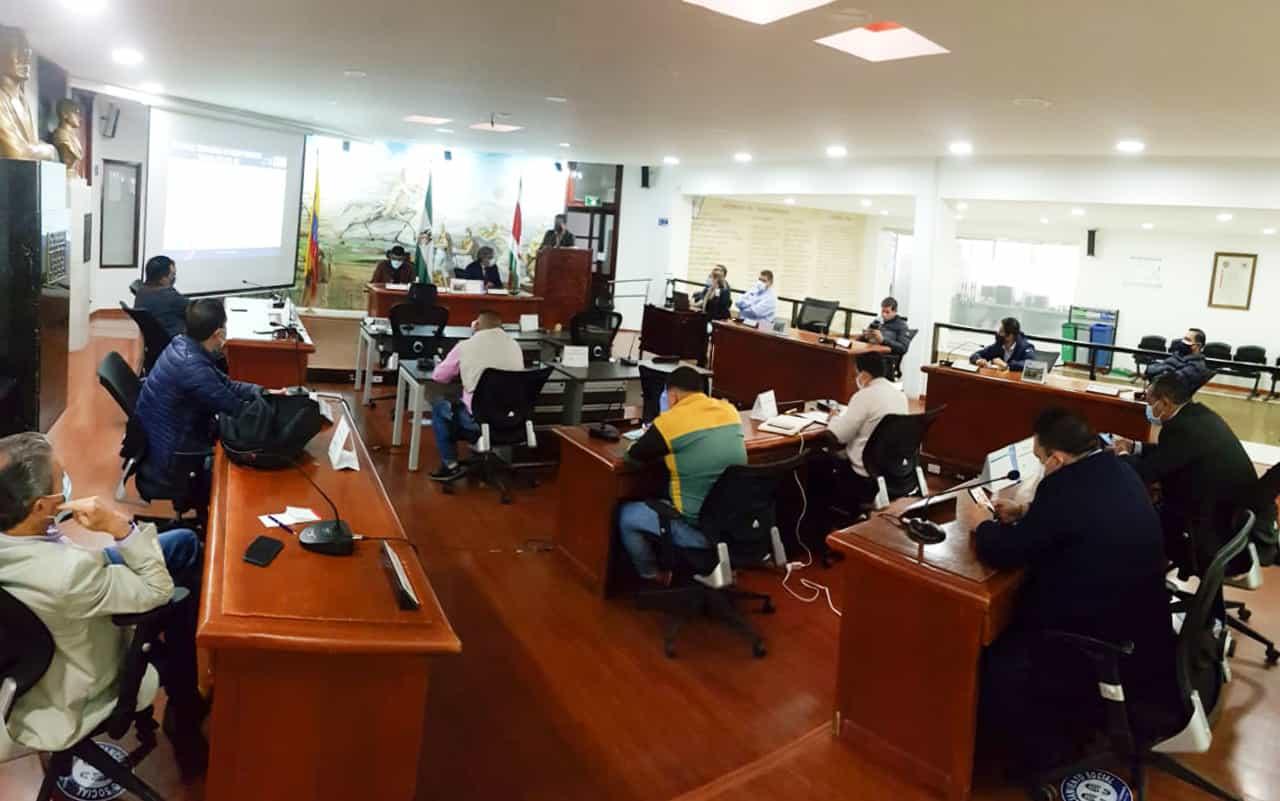 Investigan al Concejo de Tunja por no transmitir sesiones 1