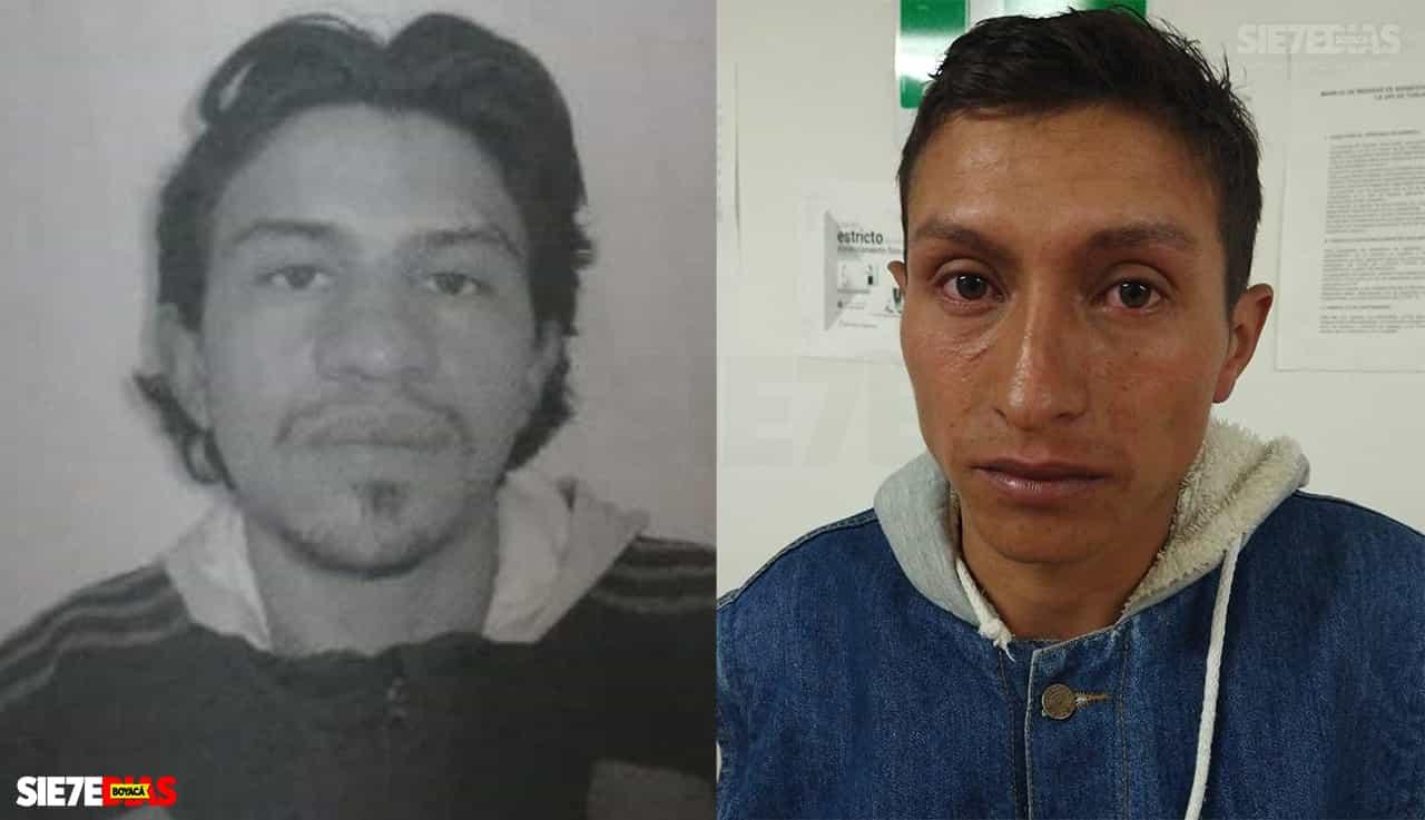 A la cárcel dos hombres implicados en dos homicidios en Tunja 1