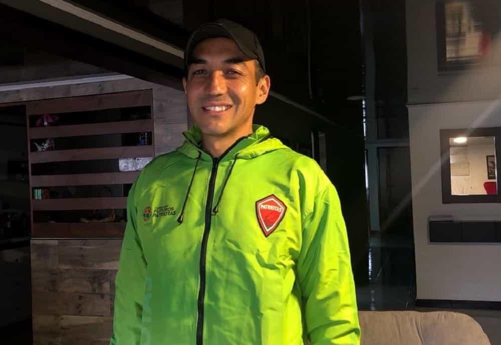 Sergio Andrés Vianchá regresó a Patriotas Boyacá 1