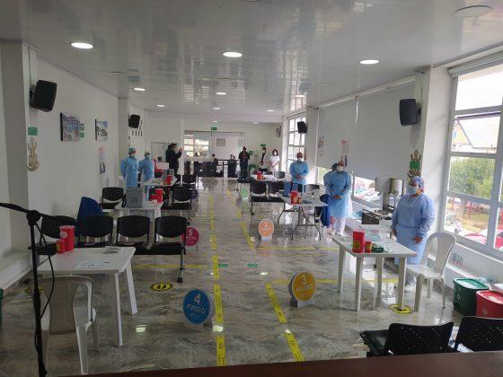 [Galería] HOSPITAL REGIONAL DE SOGAMOSO E.S.E Sinergias y dinámicas por una atención en salud fortalecida ante una Pandemia 10