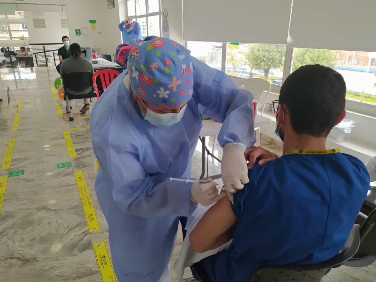 Se suspenden las jornadas de vacunación en Bogotá contra el COVID-19, conozca ¿por qué? 1