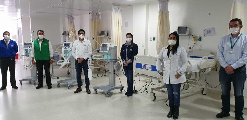 [Galería] HOSPITAL REGIONAL DE SOGAMOSO E.S.E Sinergias y dinámicas por una atención en salud fortalecida ante una Pandemia 7