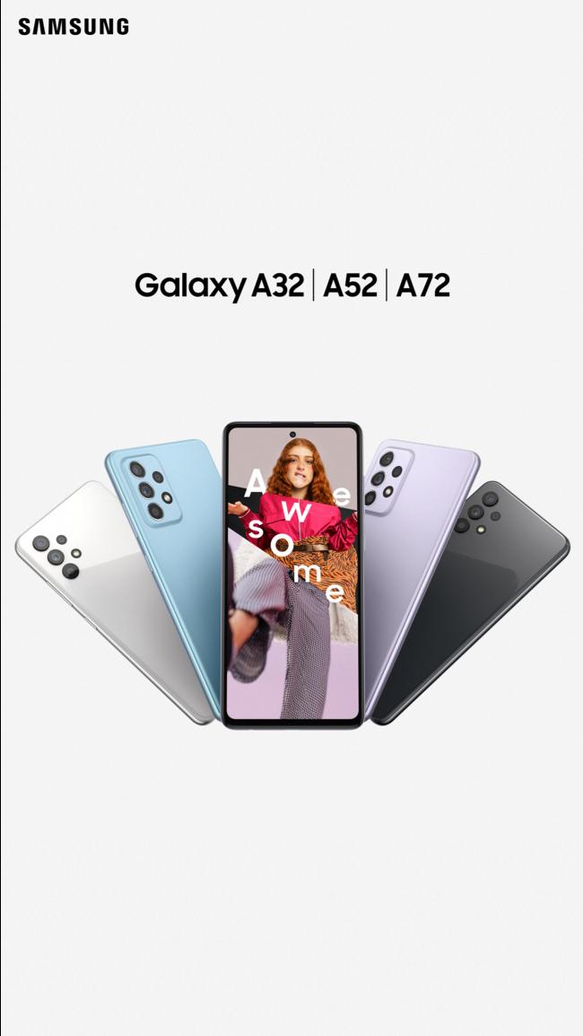 Samsung lanza nueva serie Galaxy A 2