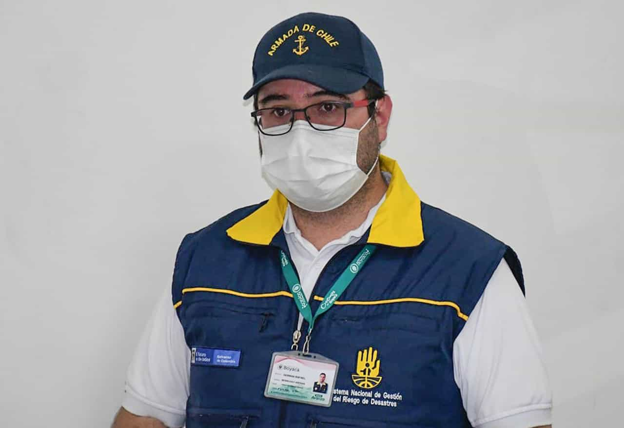 El Director de Prevención del Riesgo en #LaEntrevista7días se refiere a emergencia en Occidente y la alerta por el fuerte invierno 1