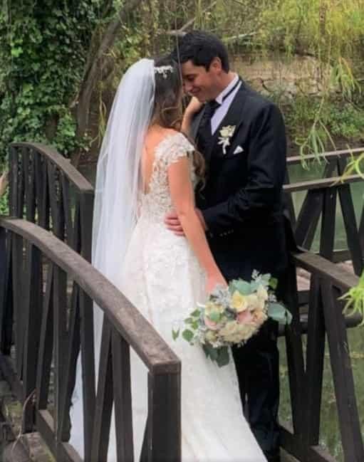 La boda que se salvó de la pandemia 1