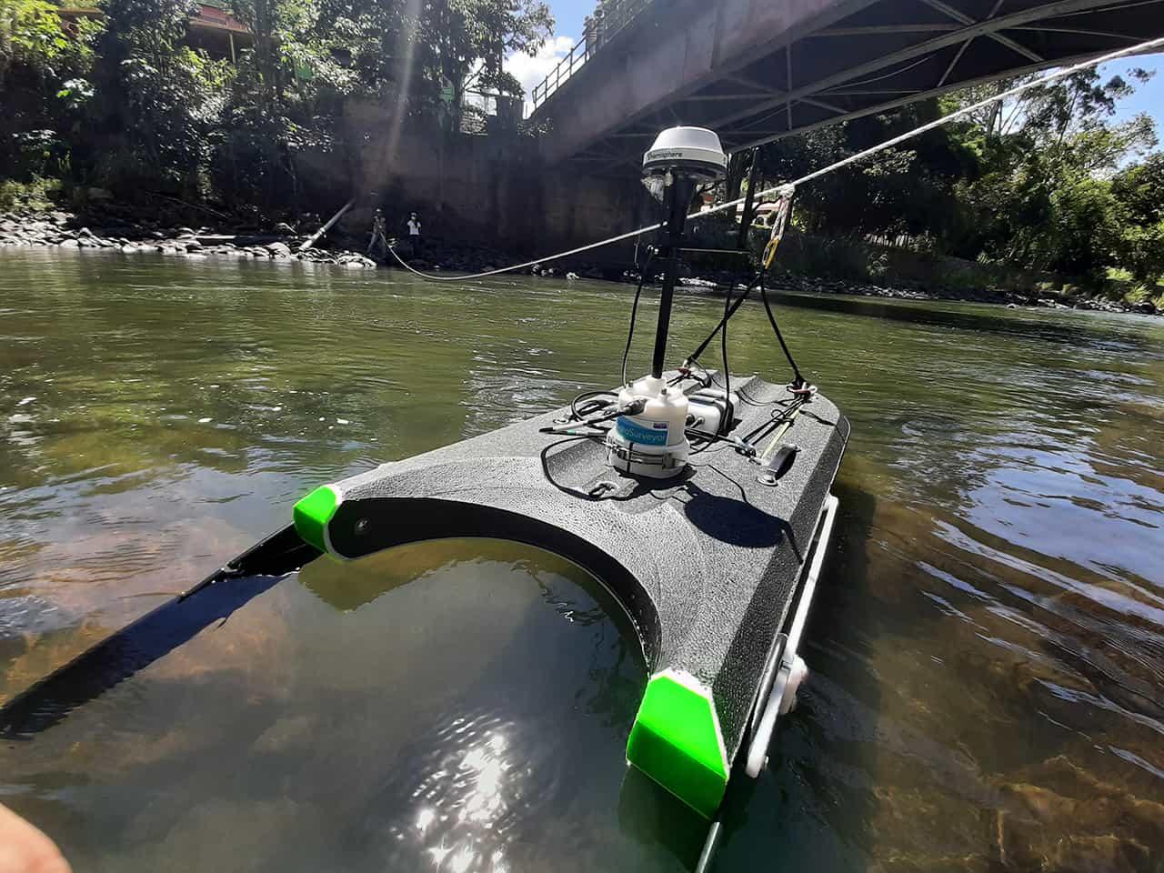Tecnología de punta en favor de los peces y otras especies en el agua en Boyacá 1