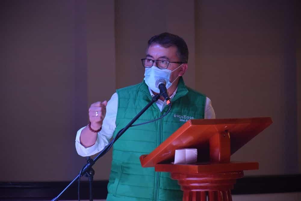 La propuesta del alcalde de Sogamoso a los demás mandatarios municipales #Tolditos7días 1