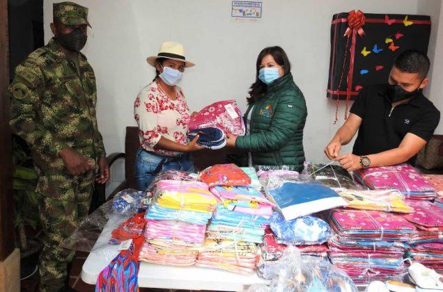 Samacá y su trabajo en equipo en medio de la pandemia 12