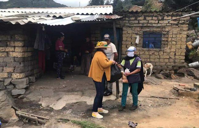Samacá y su trabajo en equipo en medio de la pandemia 3