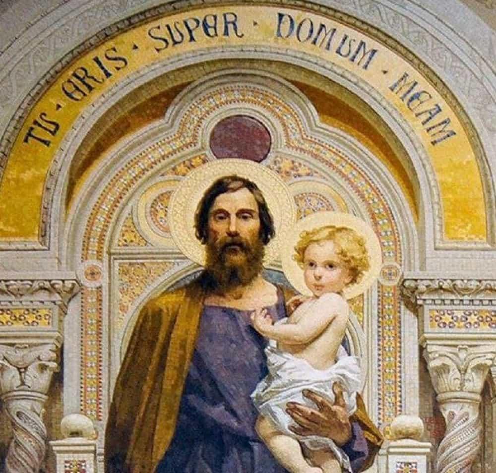 Hoy es el día de los José y de paso se celebra el día del hombre en el país #Tolditos7días 1