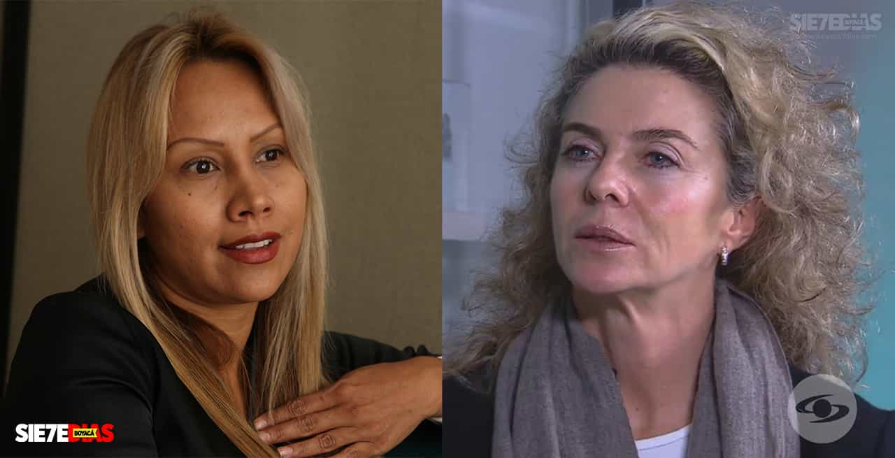 ¿Qué fue lo que pasó entre Margarita Rosa de Francisco y Sandra Ortiz? #Tolditos7días 1