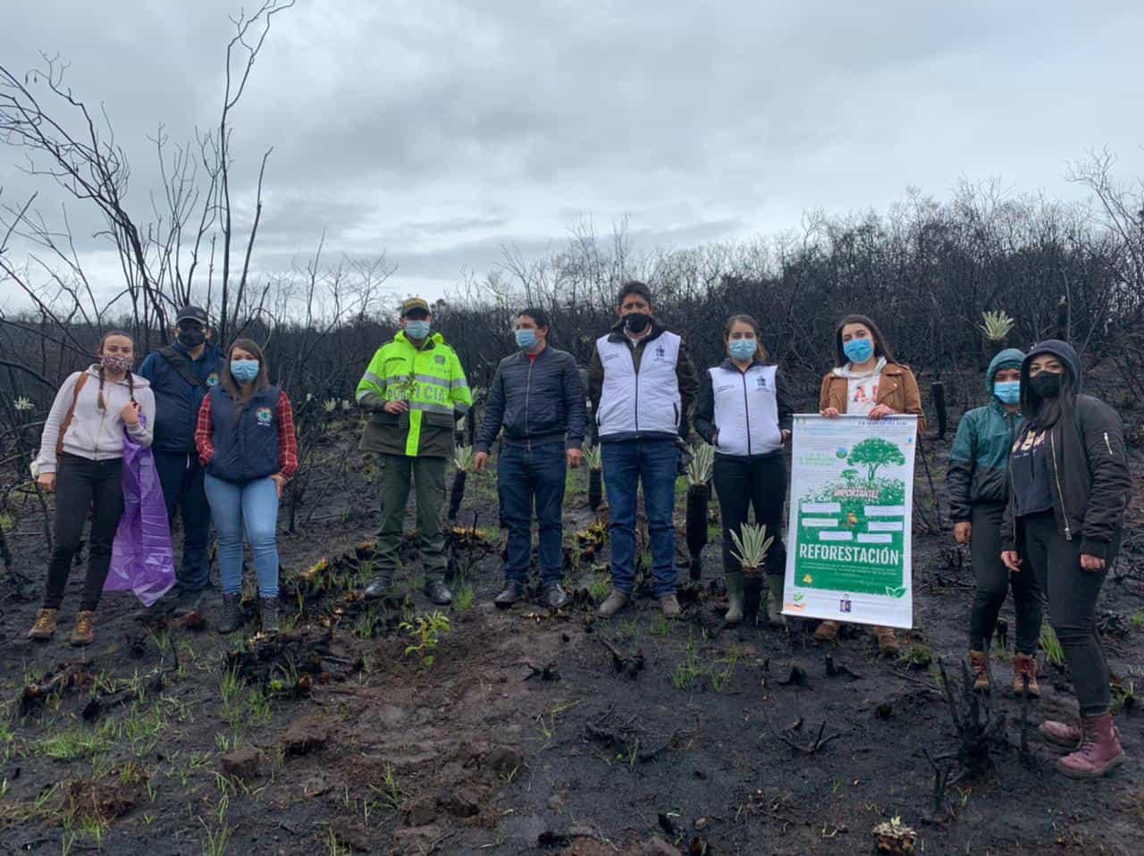 Una jornada modelo en el tema ambiental y liderada por la Contraloría de Boyacá 1