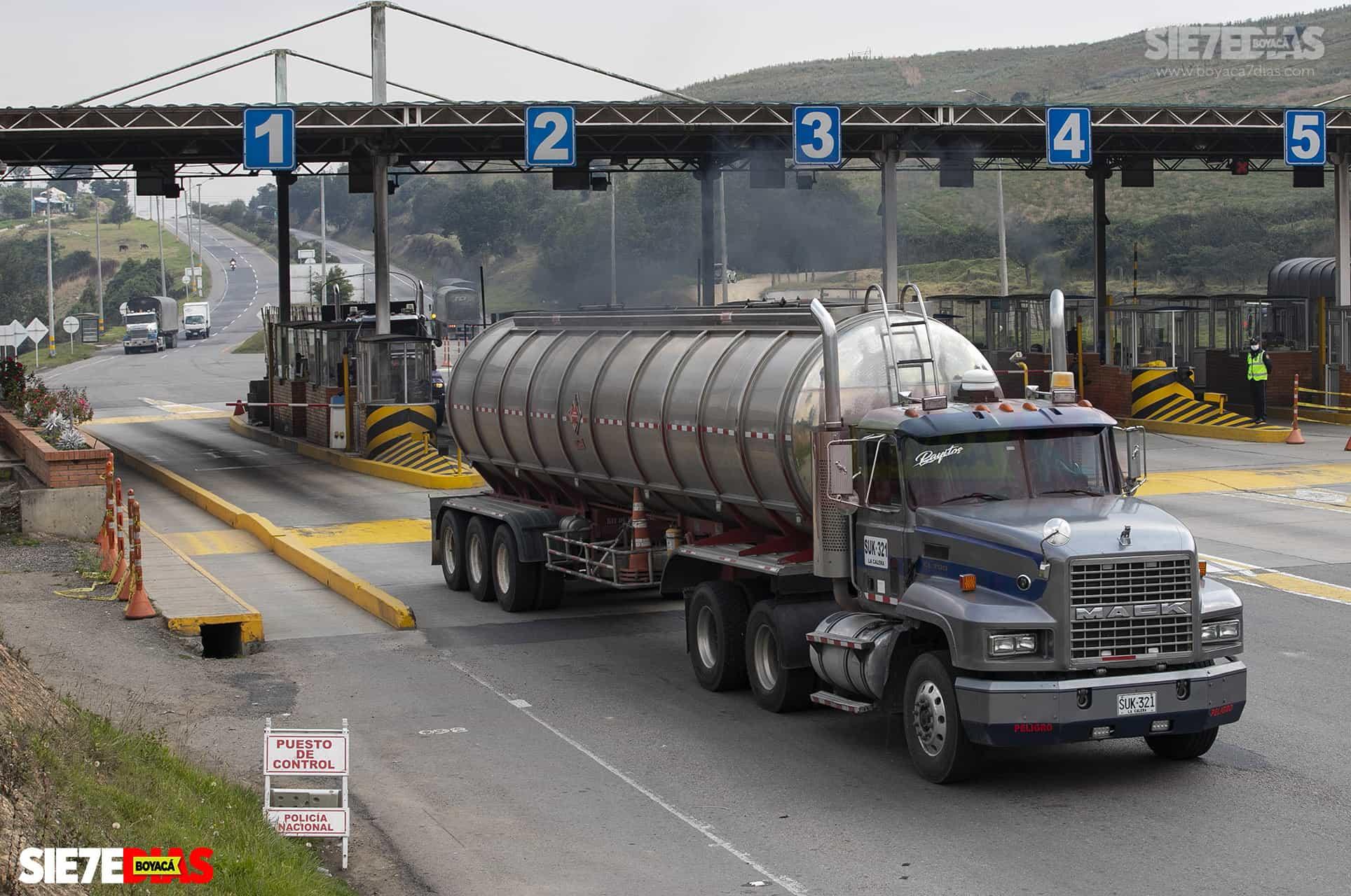 Más de 3 millones de colombianos afectados por las huellas que dejó el COVID-19 entre los camioneros 1