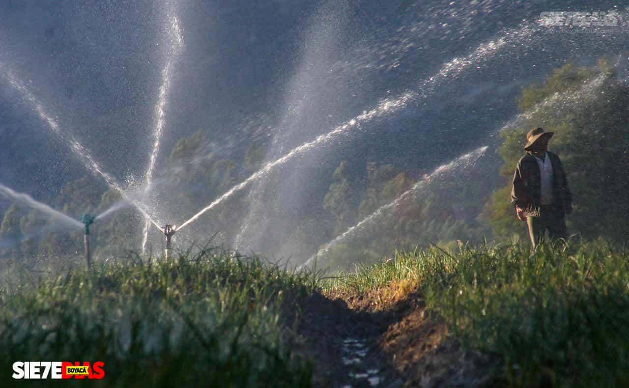 El distrito que lleva 40 años regando los cultivos del alto Chicamocha 2