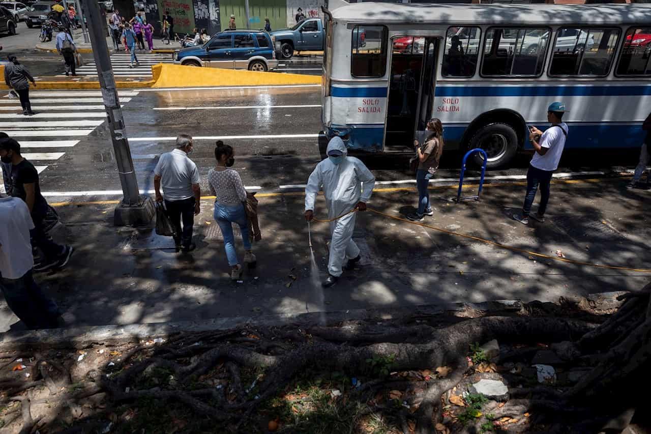 Venezuela supera los 1.500 fallecidos por la covid-19 1