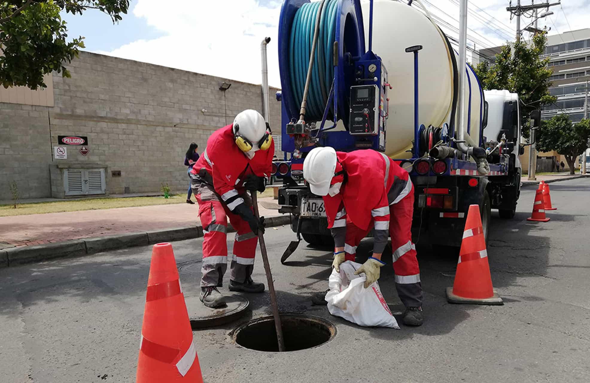 En obras de acueducto y alcantarillado se invertirán 2.878 millones de pesos en Tunja #Especiales7días #DíaDelAgua 1