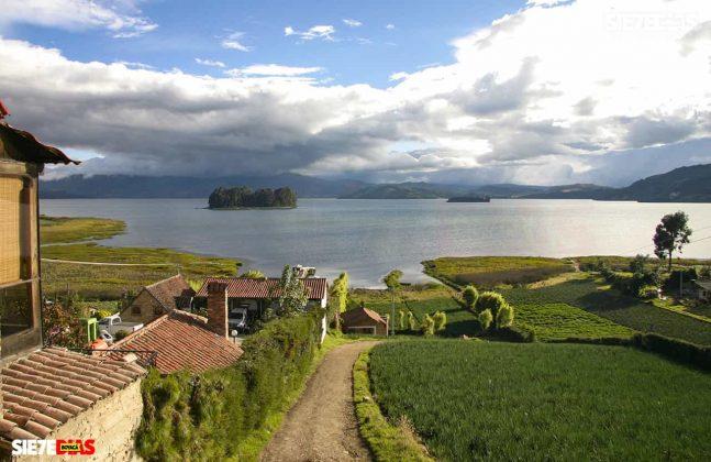 [Galería] - Lago de Tota, el mar dulce de Colombia #AlNatural 9