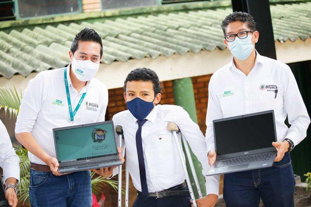 Boyacá avanza de la mano de la Gobernación en medio de la pandemia 12