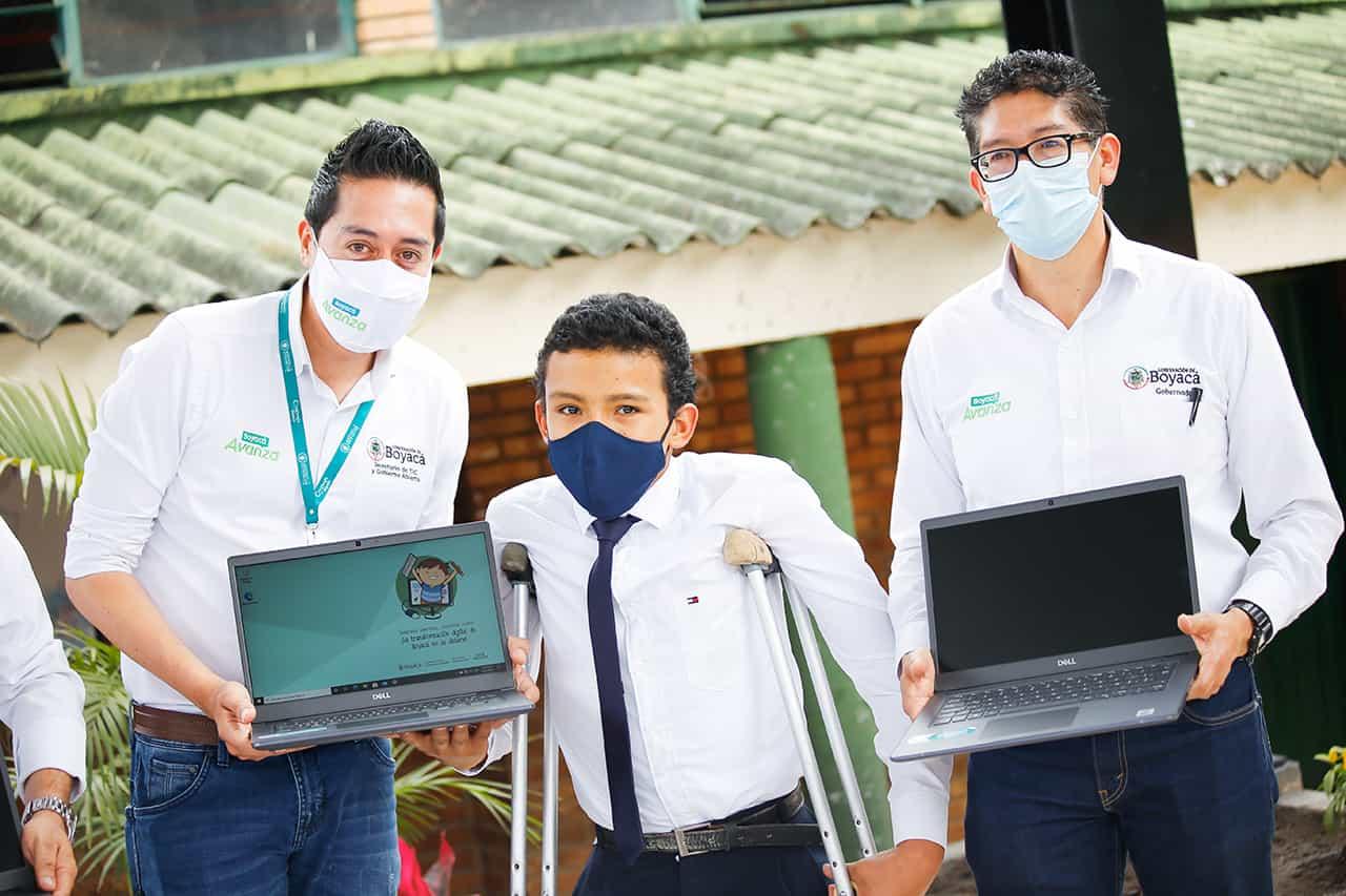 Boyacá avanza de la mano de la Gobernación en medio de la pandemia 16