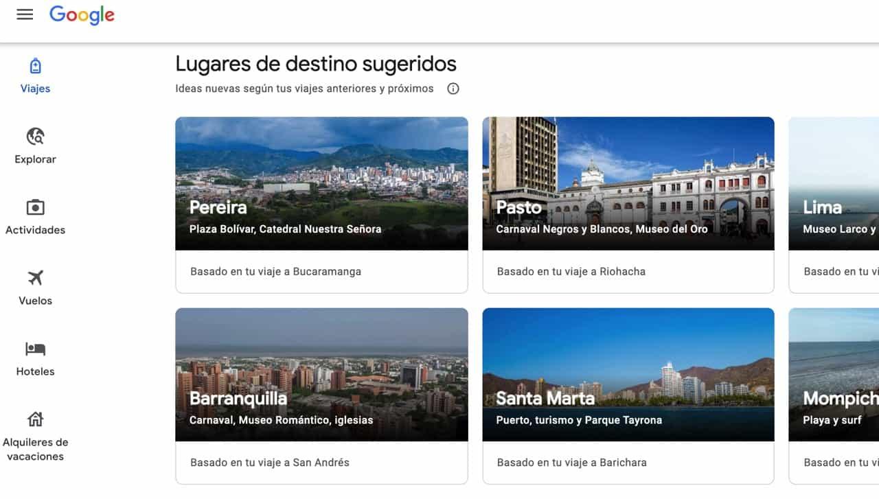 Google anuncia que permitirá que hoteles y agencias de viajes muestren de forma gratuita sus ofertas 1