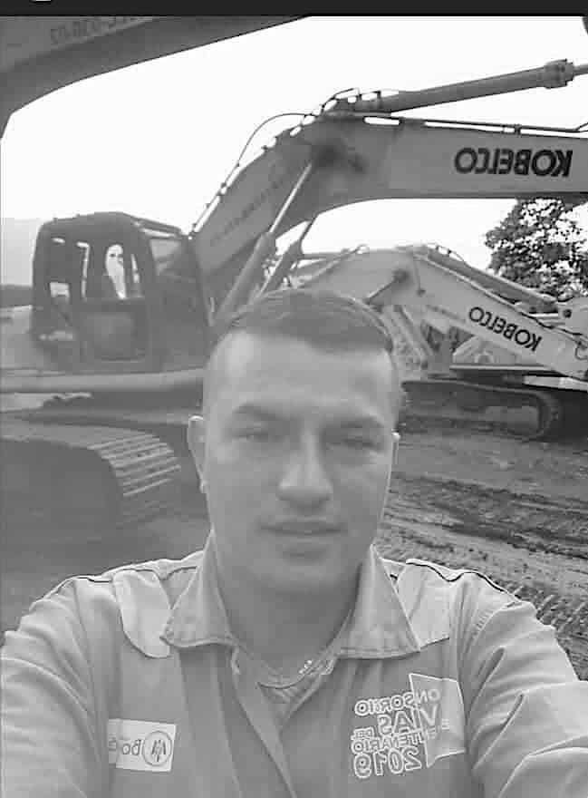 Hallaron el cadáver del trabajador que fue sorprendido por el derrumbe en la vía entre Buenavista y Coper 2