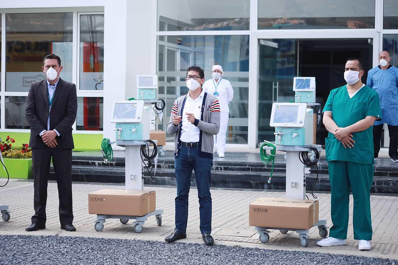 Boyacá avanza de la mano de la Gobernación en medio de la pandemia 1