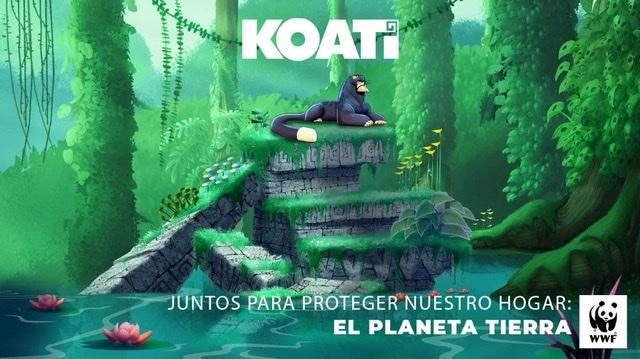 WWF, Sofía Vergara y Marc Anthony se unen por biodiversidad de América Latina con la película animada 'Koati' 2