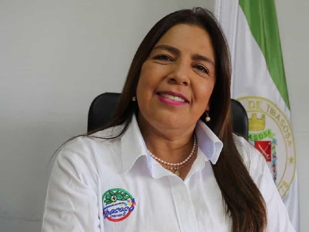 Ultimátum de la alcaldesa de Tibasosa al Cuerpo de Bomberos Voluntarios del municipio #LaEntrevista7días 1