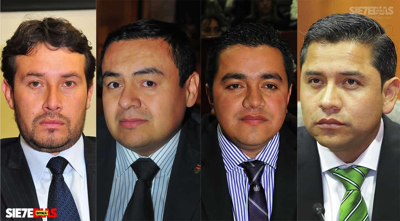Quienes serían los candidatos que pelearían en las urnas por la alcaldía de Duitama #Tolditos7días 1
