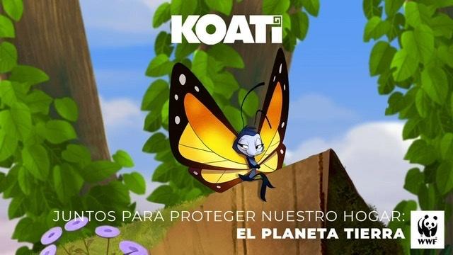 WWF, Sofía Vergara y Marc Anthony se unen por biodiversidad de América Latina con la película animada 'Koati' 1