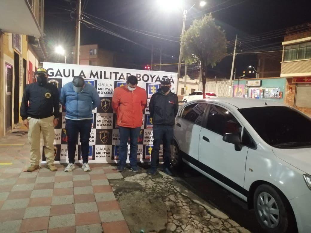 Un hombre fue enviado a prisión por estar implicado en millonario robo en Sogamoso 1