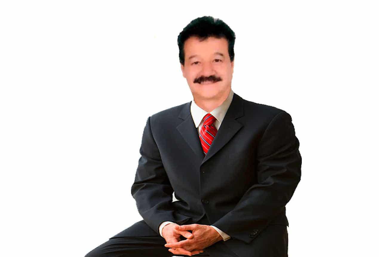 Profesor Carlos Gómez, presidente de la Central Unitaria de Trabajadores (CUT) Boyacá. Foto: archivo particular