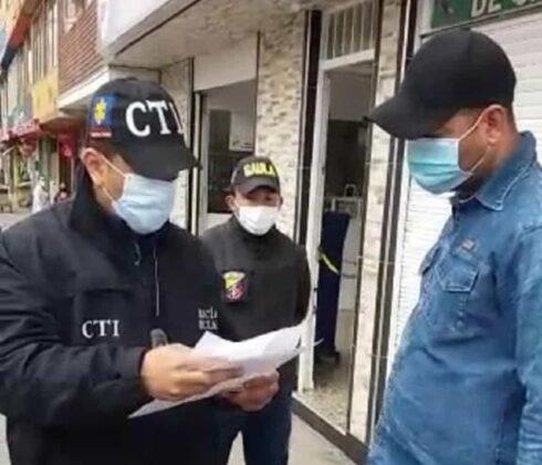 Desarticulan banda que robaba partes de antenas de comunicaciones en Boyacá y otros dos departamentos 1