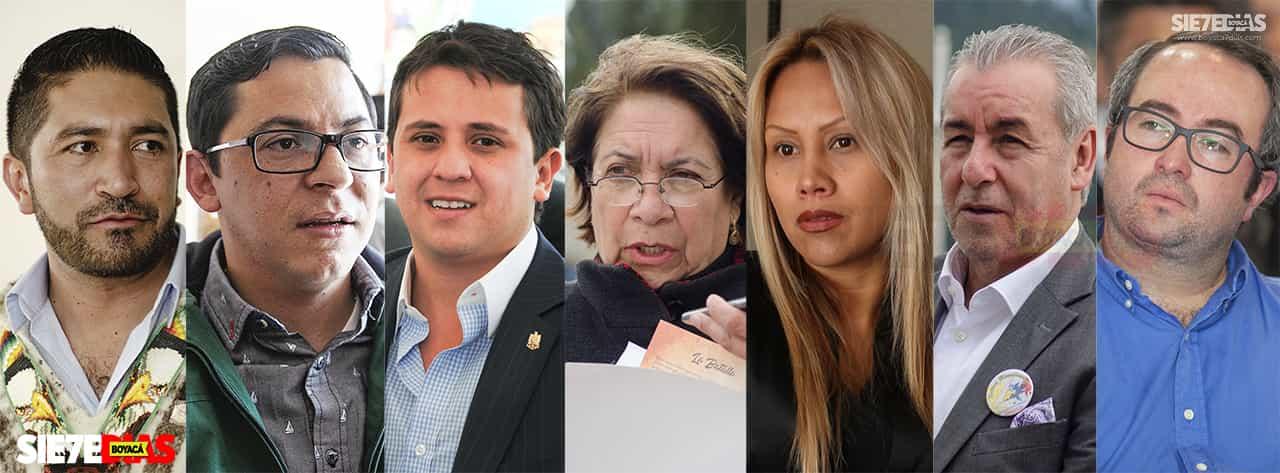 Lo que dicen los congresistas boyacenses sobre la reforma tributaria #Tolditos7días 1