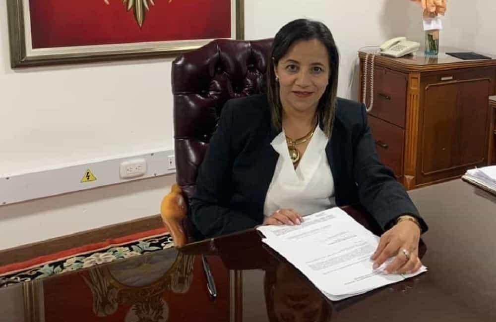 Consejo de Estado ratificó en su cargo a la Contralora de Boyacá #Tolditos7días 1