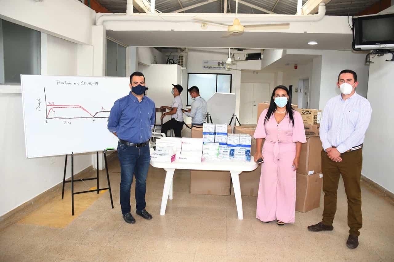 Alerta roja y nuevas medidas en Puerto Boyacá por ocupación del 100 por ciento en su red hospitalaria 2