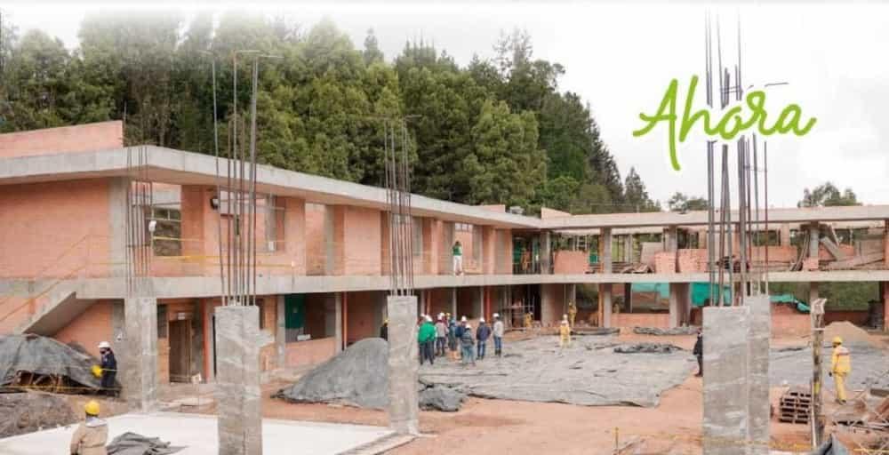 A punta de seguimiento, obras en cuatro colegios de Sogamoso ya superan el 71 por ciento 1