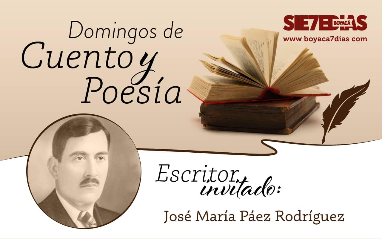 """La Laguna de Iguaque - """"La almohada"""" (""""La vega"""", Tunja 1956) - José María Páez Rodríguez #DomingosDeCuentoYPoesía 1"""