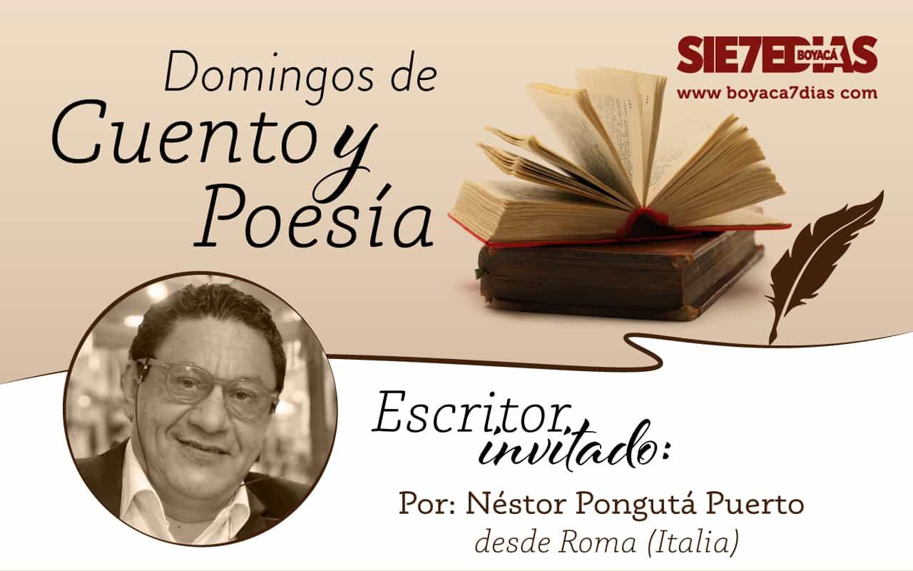 Gabriel García Márquez en Italia se sentía como en casa - Néstor Pongutá Puerto desde Roma (Italia) - #DomingosDeCuentoYPoesía 1