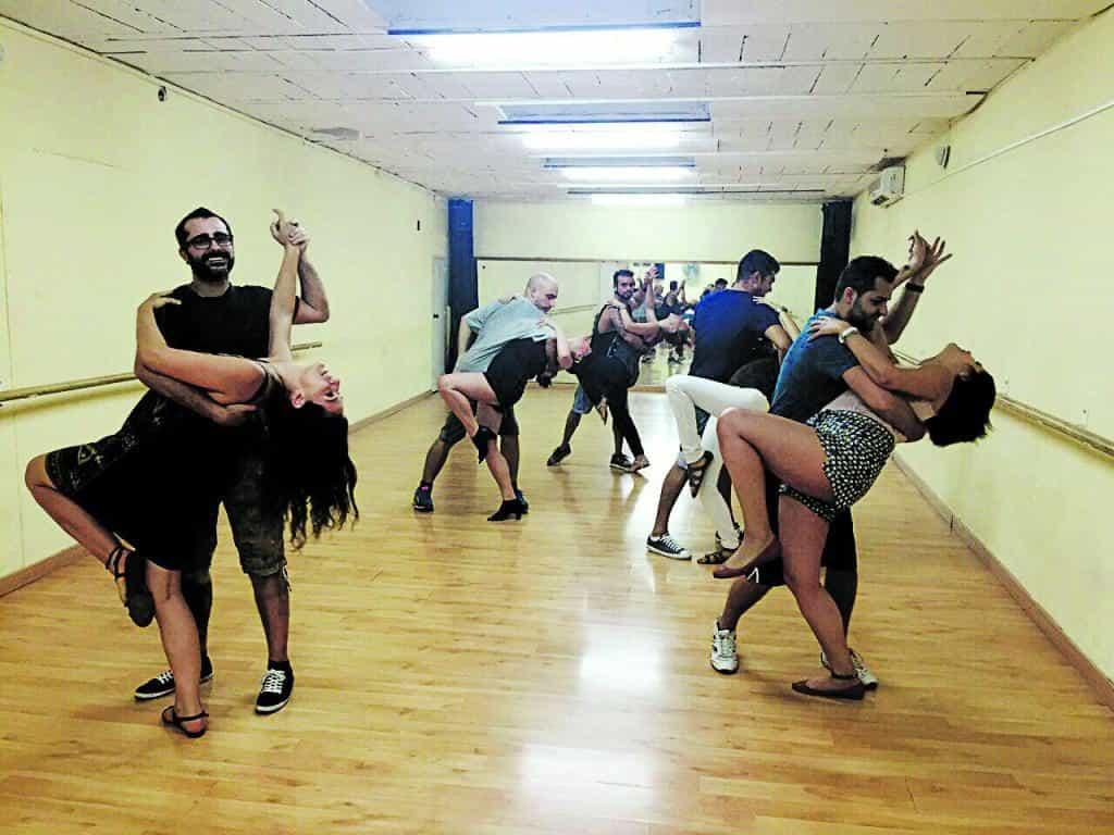 Surrungueando la danza, una perspectiva sobre lo tradicional en Colombia 3