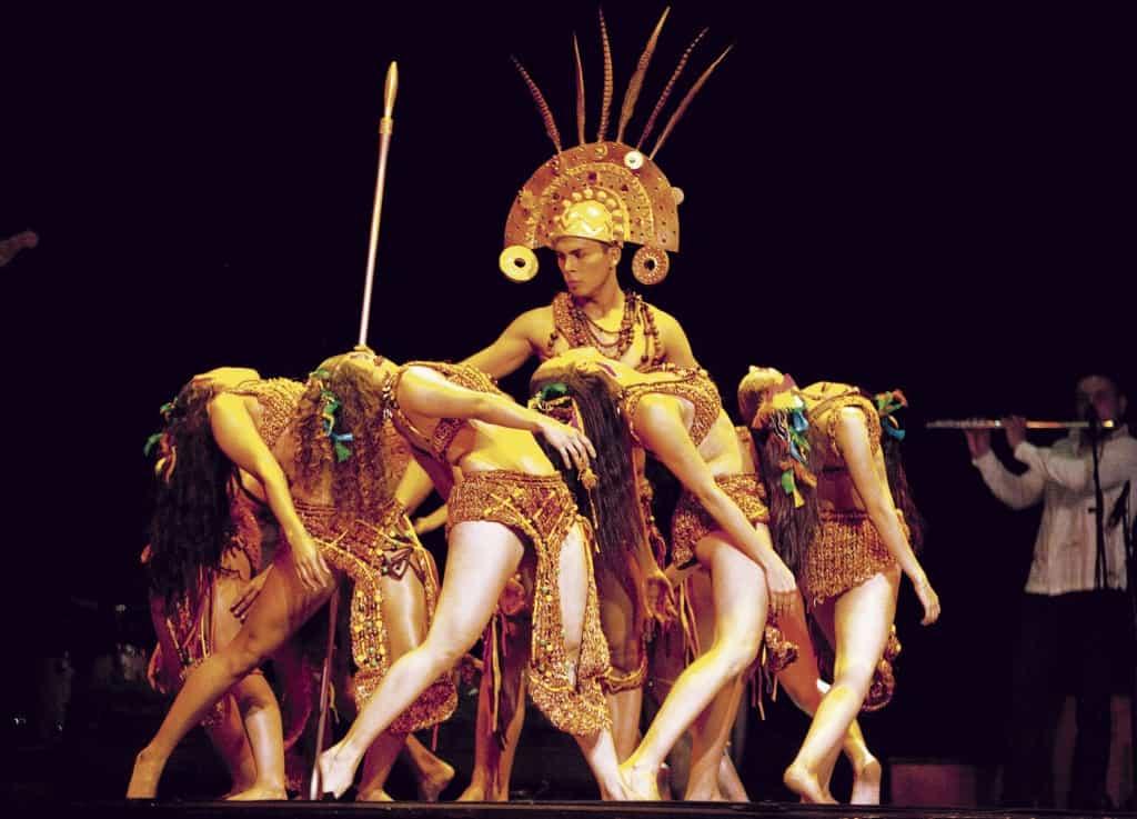 Surrungueando la danza, una perspectiva sobre lo tradicional en Colombia 2