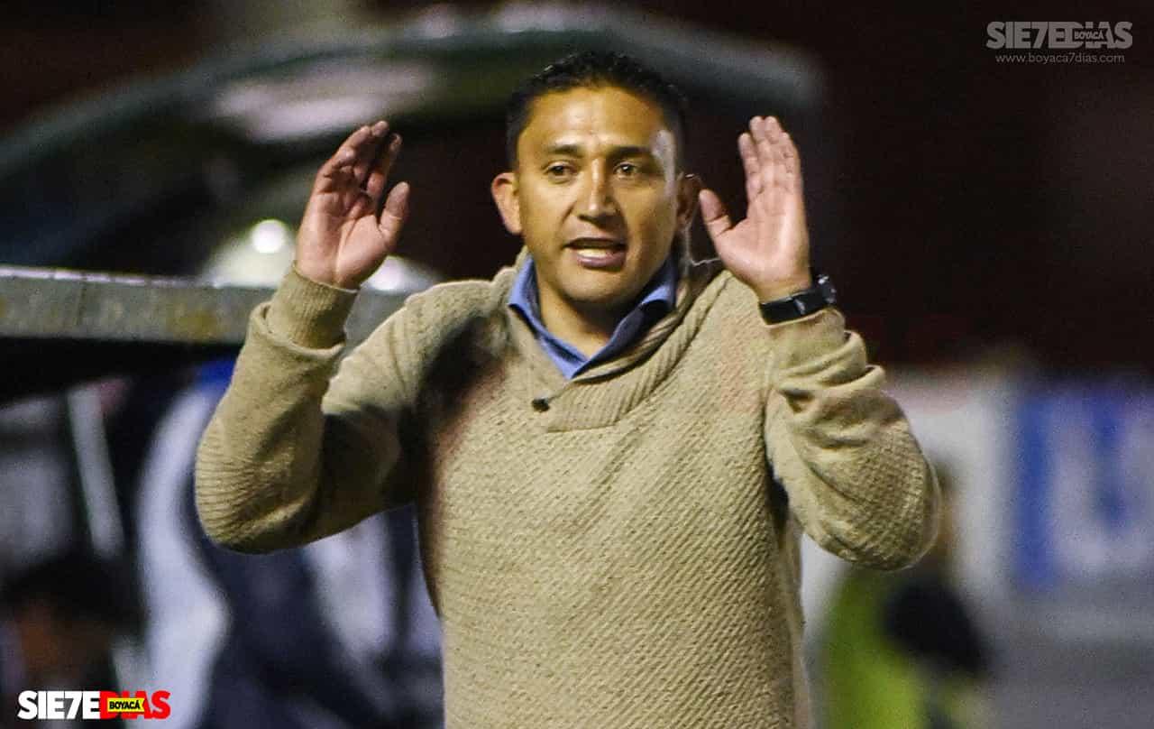 Eliminación de la Suramericana sacó al técnico boyacense Diego Corredor del Deportivo Pasto 1