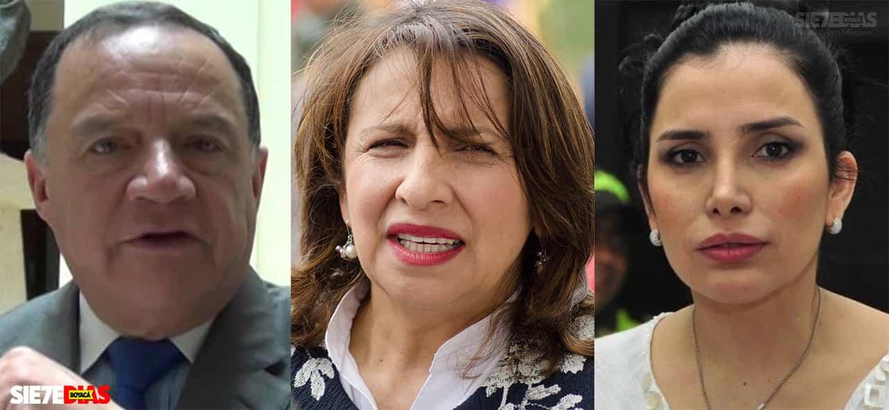 La tercera fue la vencida para la senadora de Paipa #Tolditos7días 1
