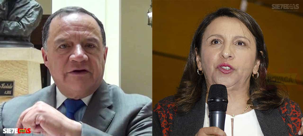 Soledad Tamayo por tercera vez llega al Congreso 1