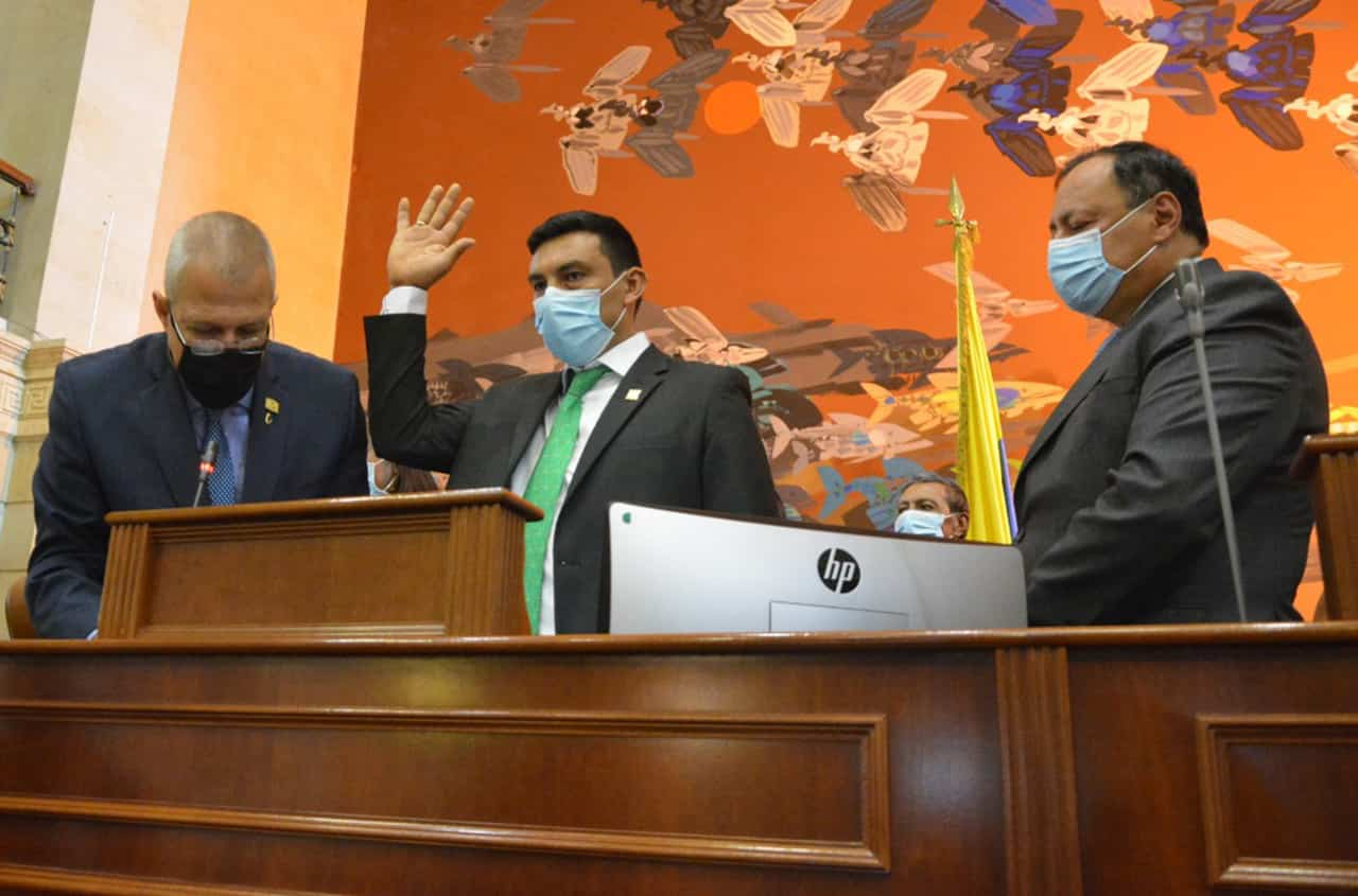 El nuevo Representante a la Cámara por Boyacá justificó en #LaEntrevista7días, lo que piensa hacer en estos cuatro meses 2