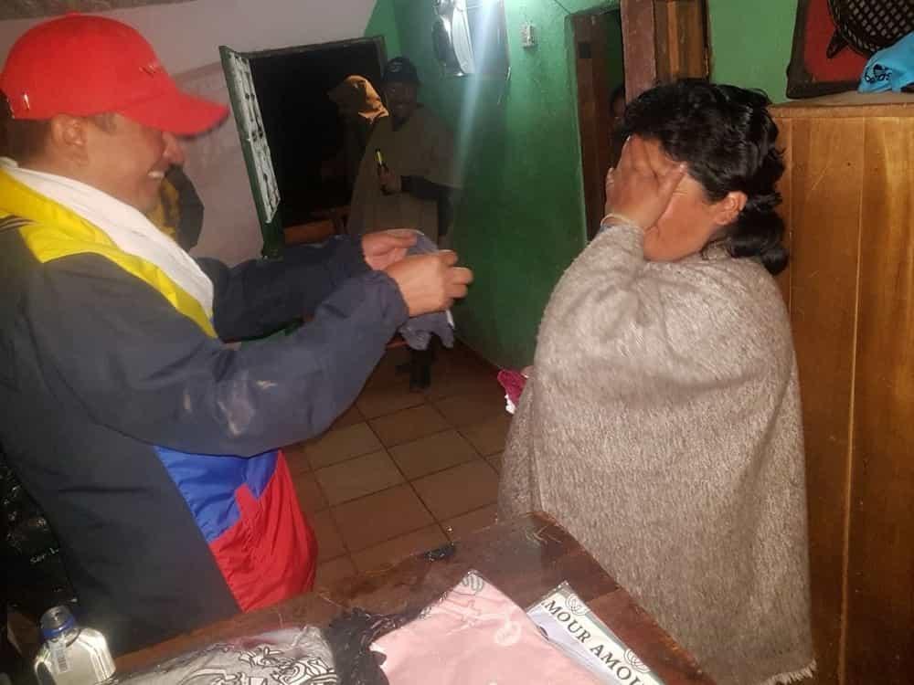 El alcalde que puso a estrenar 'cucos' a todas las mujeres de su municipio #LaEntrevista7días 3