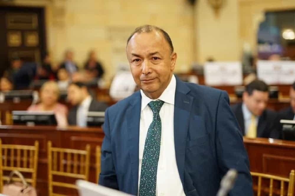 Gustavo Puentes Díaz, representante a la Cámara por Boyacá del Partido Cambio Radical. Foto: archivo particular