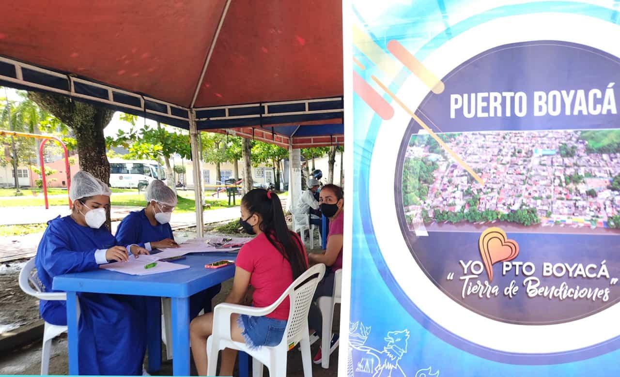 Alerta roja y nuevas medidas en Puerto Boyacá por ocupación del 100 por ciento en su red hospitalaria 1